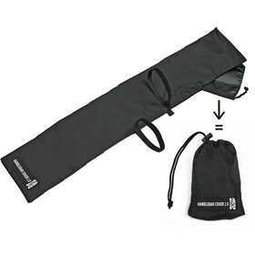 NC-17 Connect Lenker Cover One Size Fits All schwarz